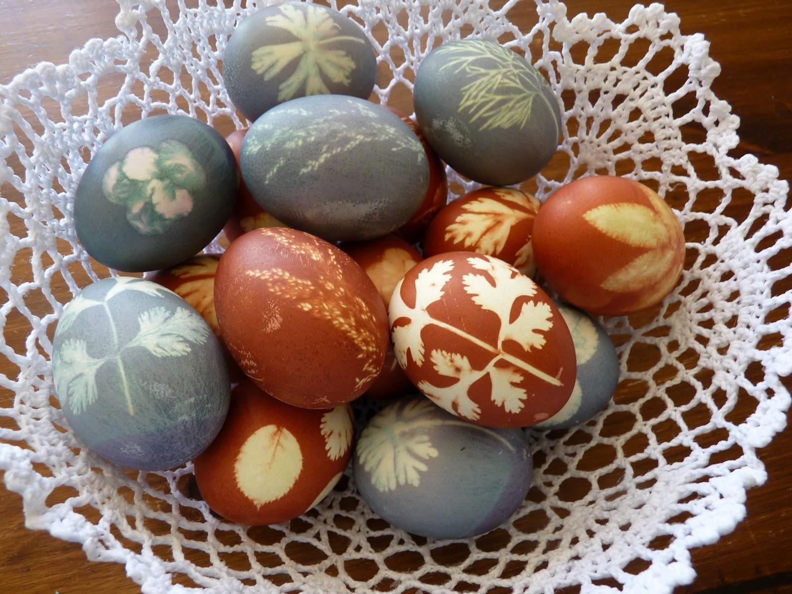 Butterfly Ball Botanical Eggs Etched