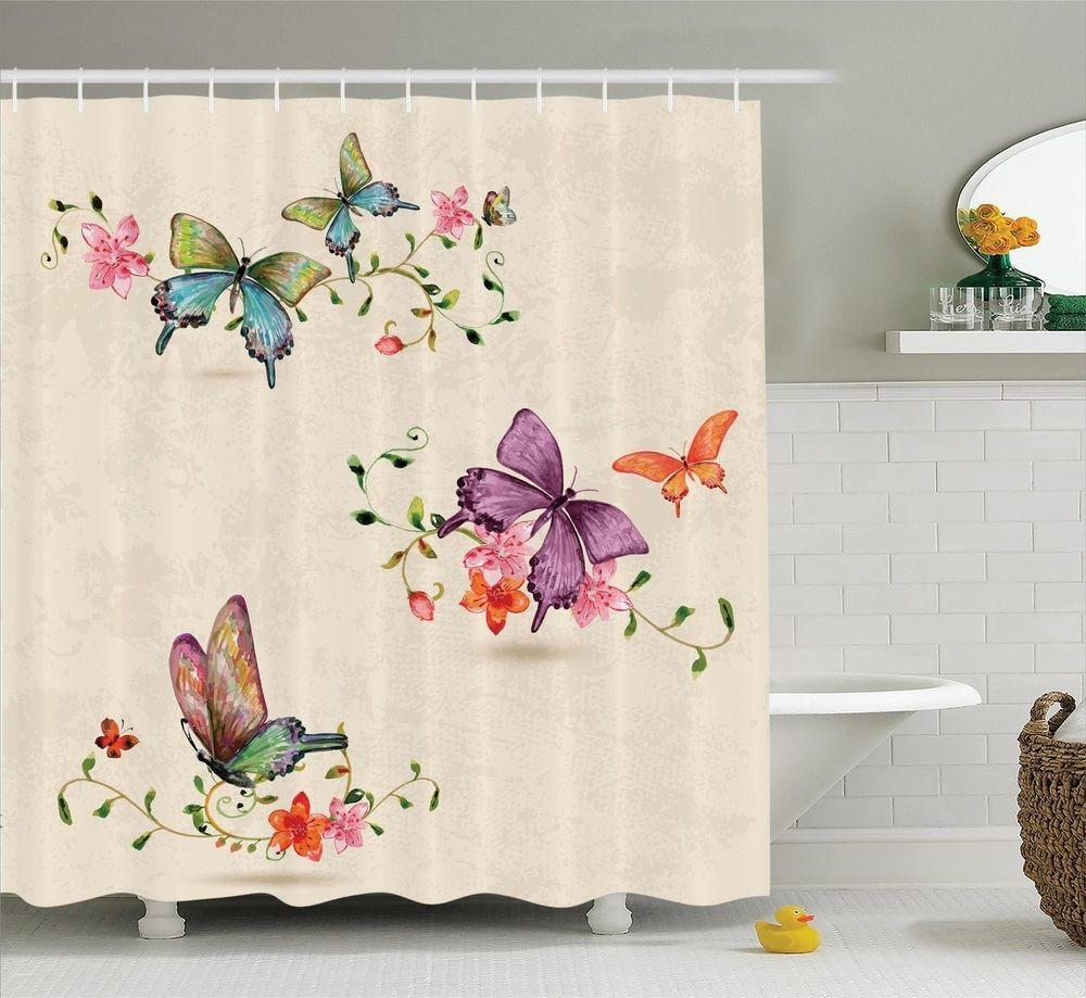 Butterfly Collection Vintage Style Wings Moth Symbol Print