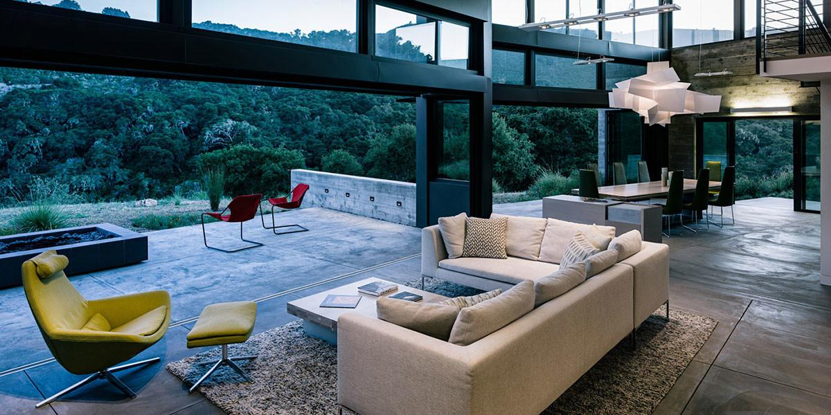 Butterfly House Contemporary Low Energy Home Carmel