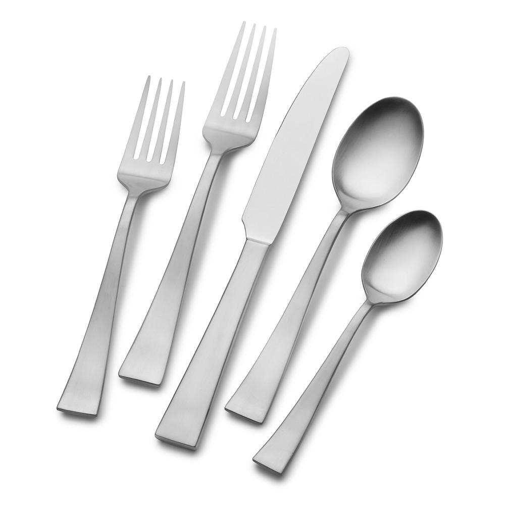 Buy Britt Piece Flatware Set Mikasa