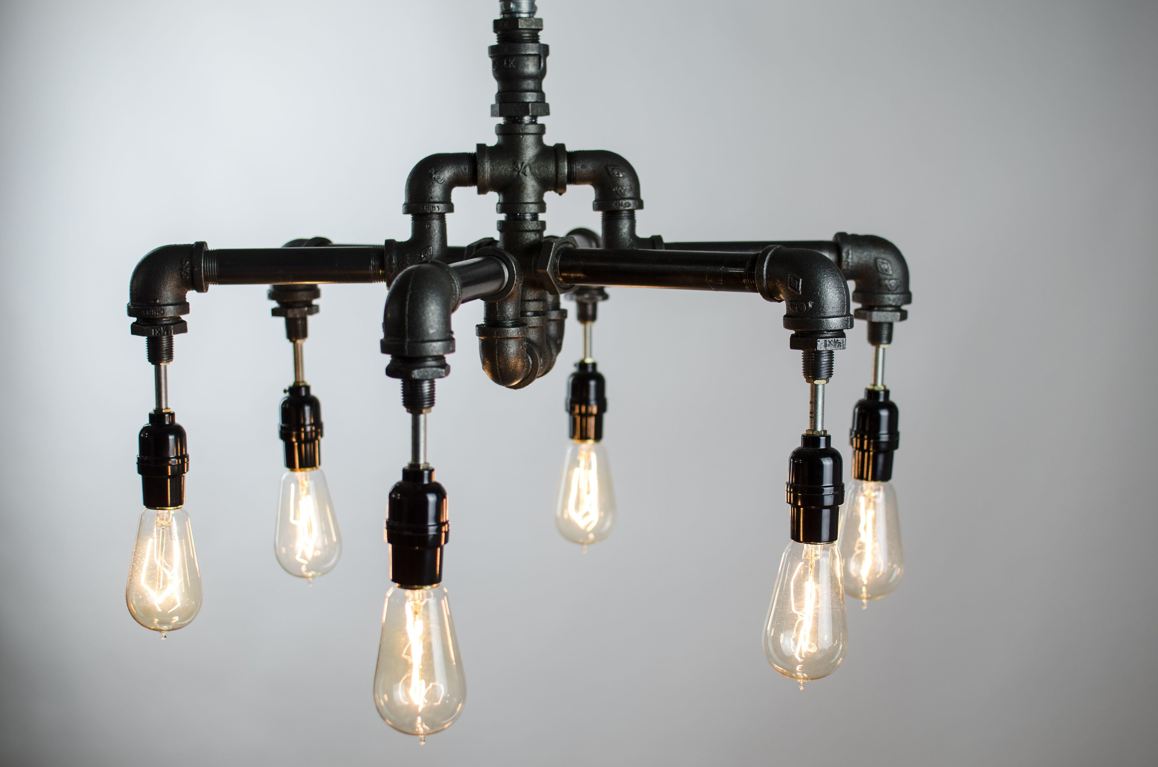 Buy Hand Crafted Edison Bulbs Industrial Lighting