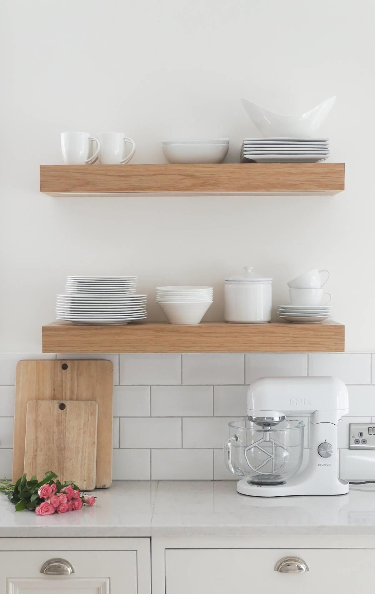 Buy Kitchen Shelves Design Decoration