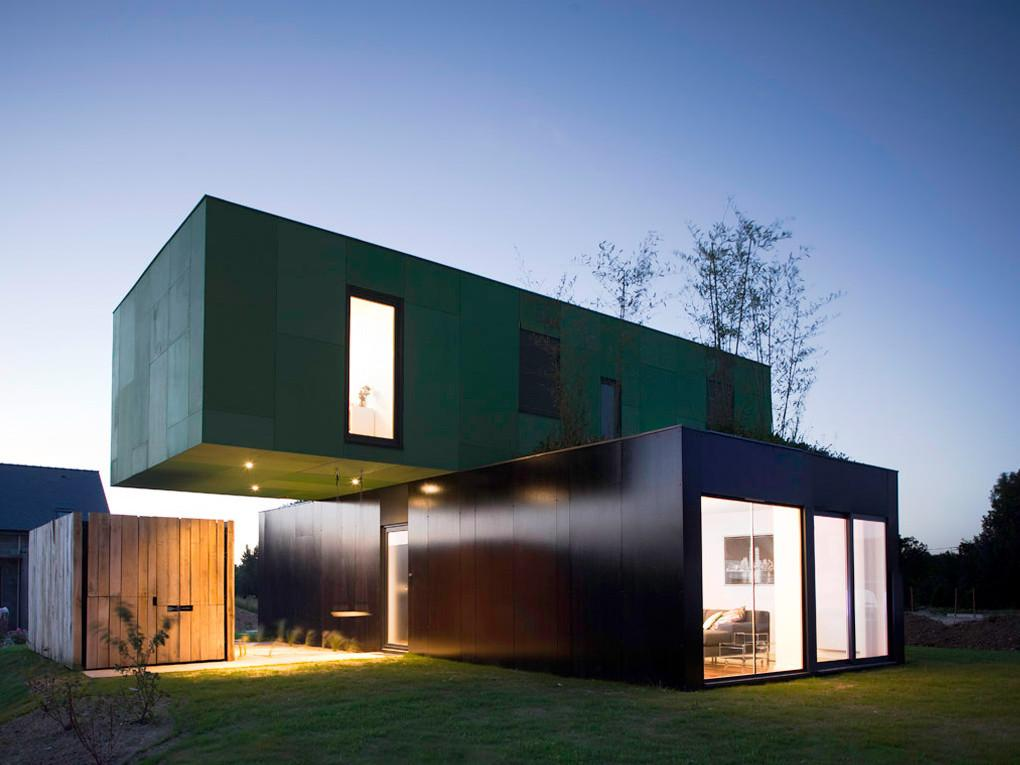Buy Prefab Shipping Container Homes Modern Modular Home