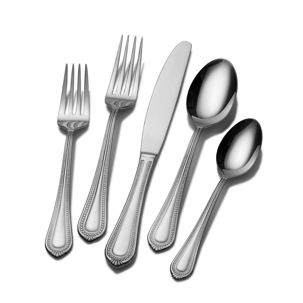 Buy Regent Bead Piece Flatware Set Mikasa