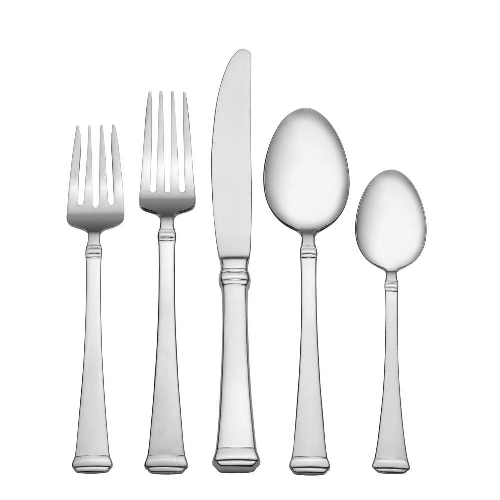 Buy Stanton Piece Flatware Set Mikasa