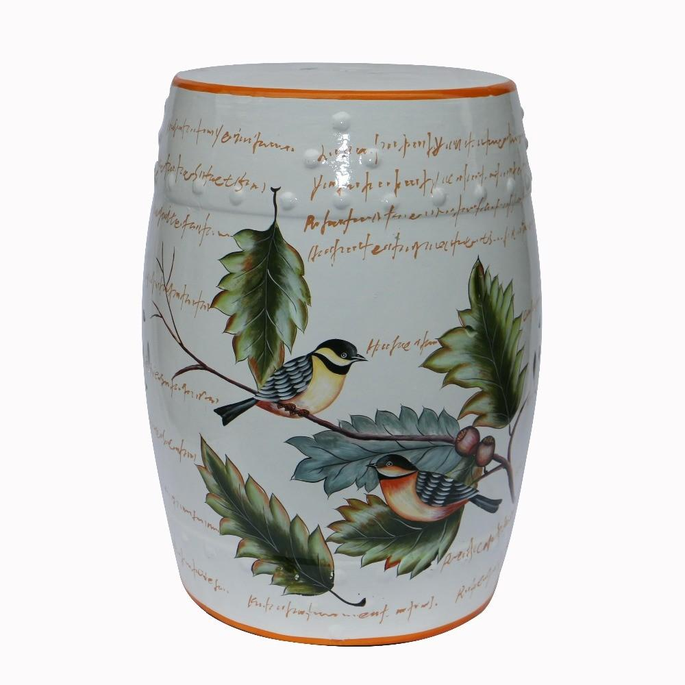 Buy Wholesale Ceramic Garden Stool China