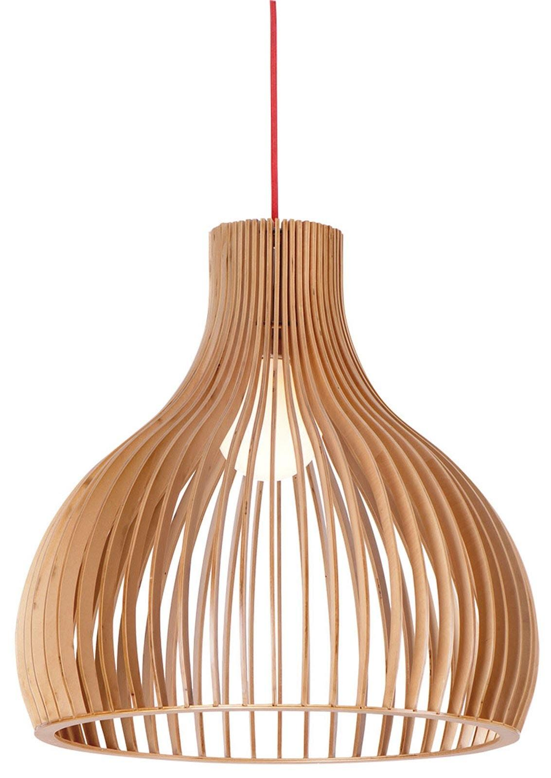 Buy Wood Pendant Light Melbourne Malmo