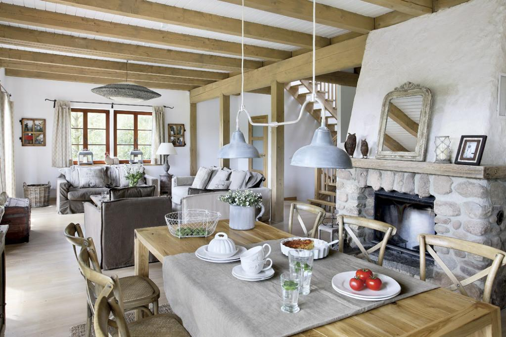 Bydlen Stylu Provence Homeincube