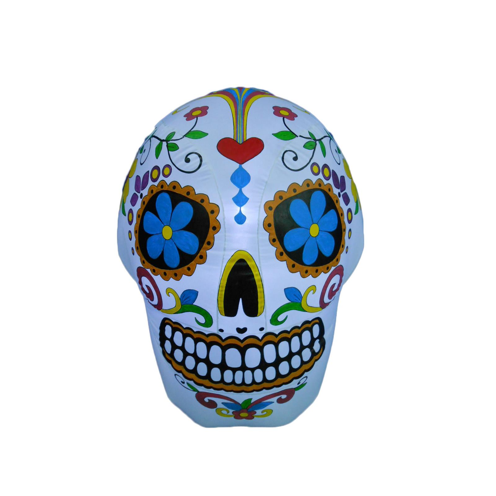 Bzb Goods Colorful Skeleton Decoration