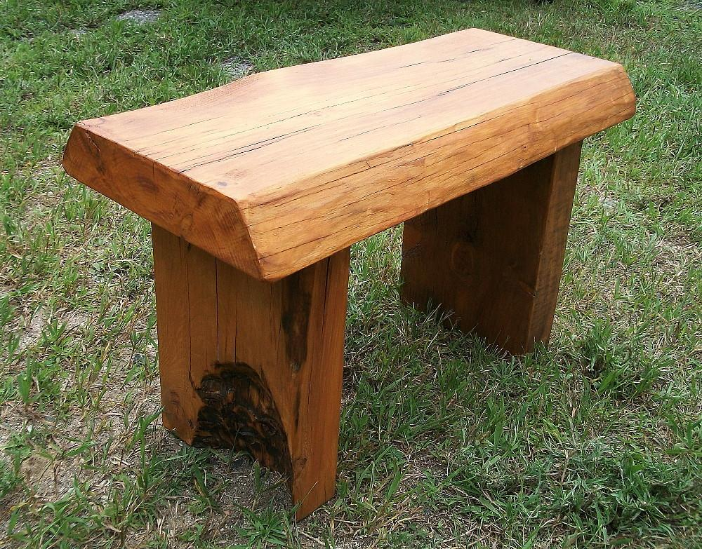 Cabin Creations Live Edge Wood Furniture Your Garden
