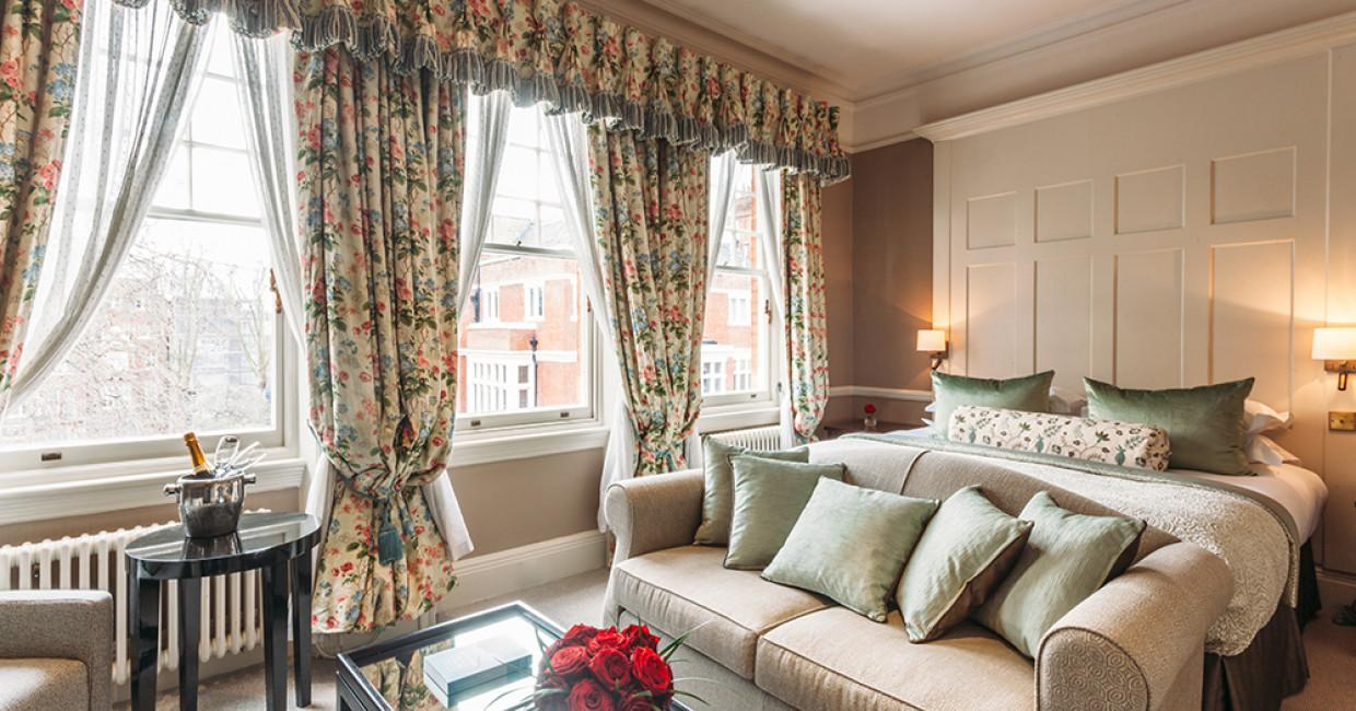 Cadogan Gardens London Hospitality Interiors Magazine