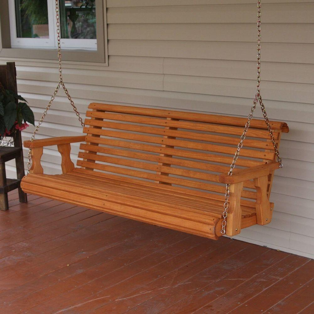 Caf Amish Heavy Duty 700 Roll Back 5ft Treated Porch