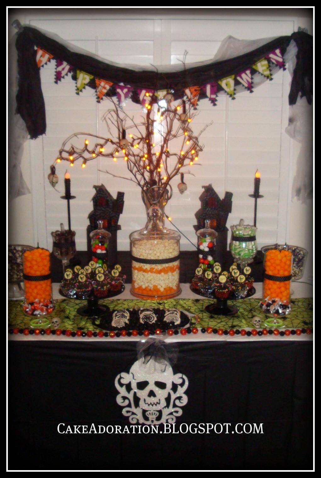 Cake Adoration Advertise Dessert Candy Tables