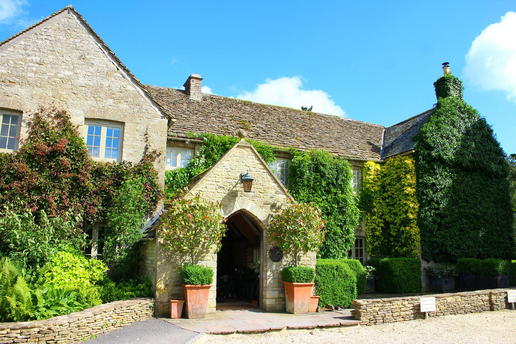 Calcot Cotswolds Rural Escape Daily Grind