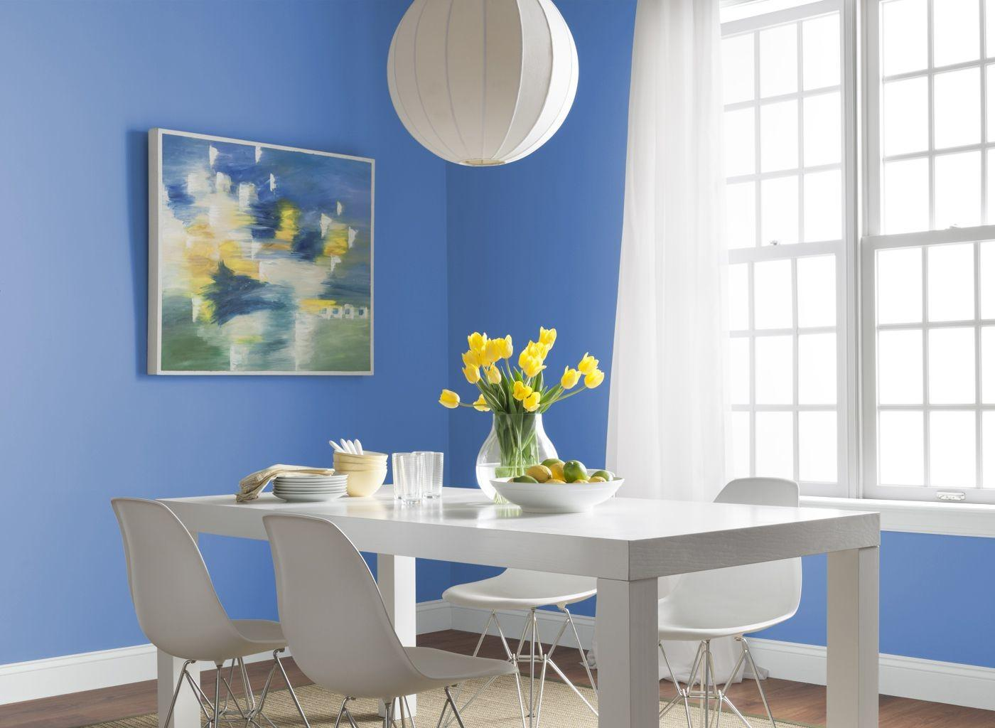 Calming Dining Room Paint Colors Classy Appearance