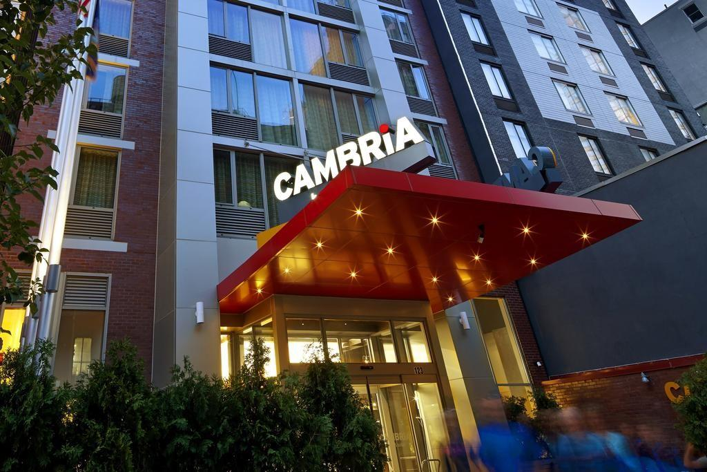 Cambria Hotel Suites New York Chelsea Manhattan