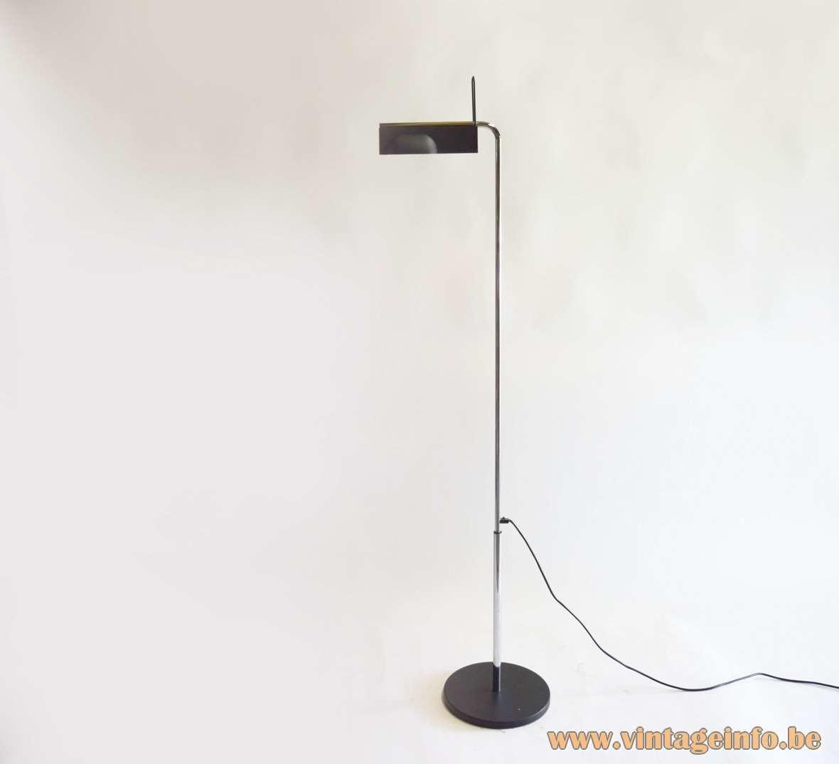 Camera Terra Floor Lamp Vintage Info All