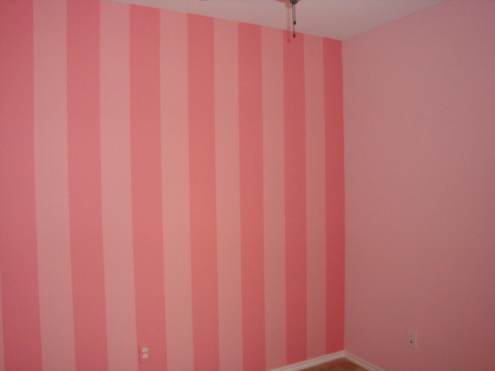 Camo Pink Her Room Painted