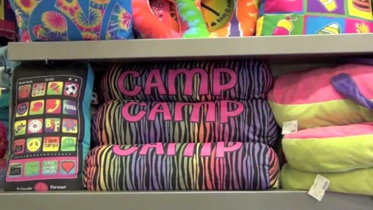 Camp Must Haves Trends Tips Girls Video