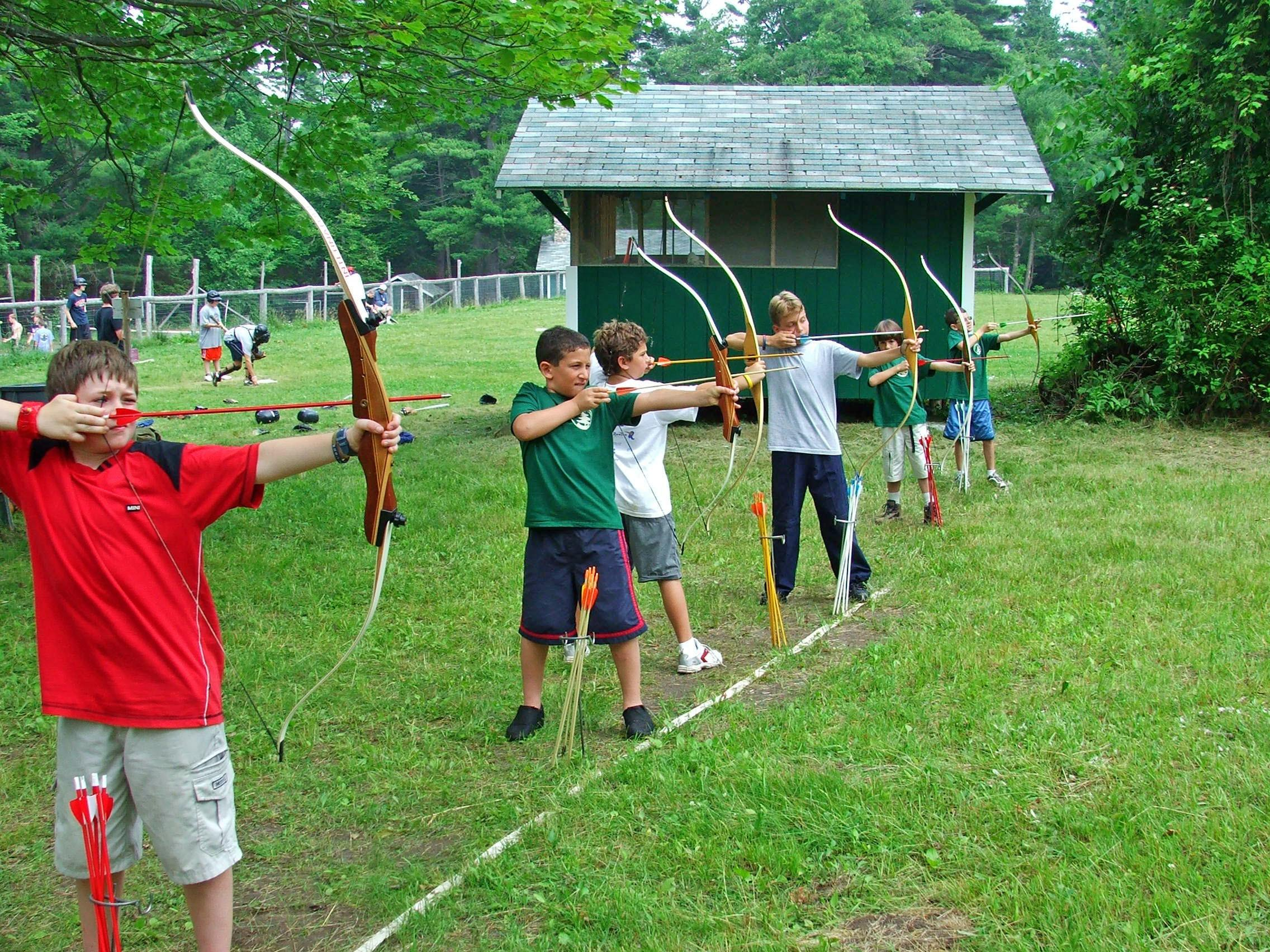 Camp Whippoorwill Lincoln Activities North