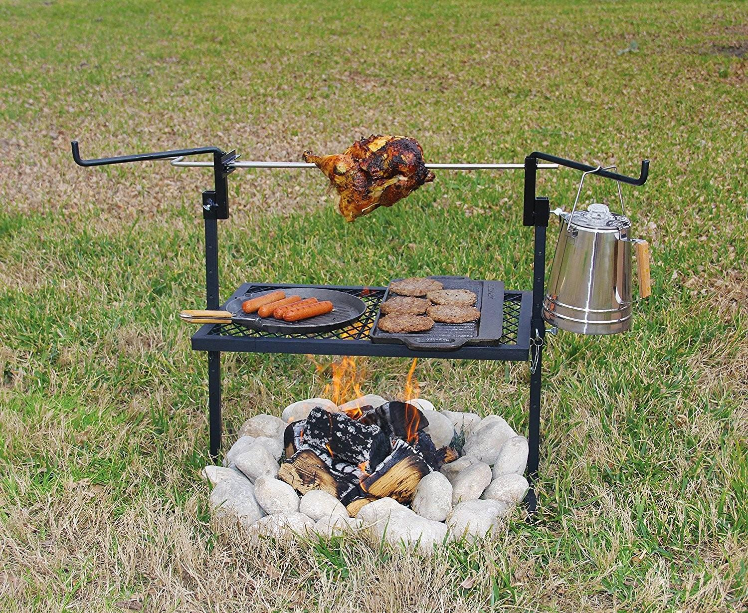 Campfire Cooking Equipment Can Live Without