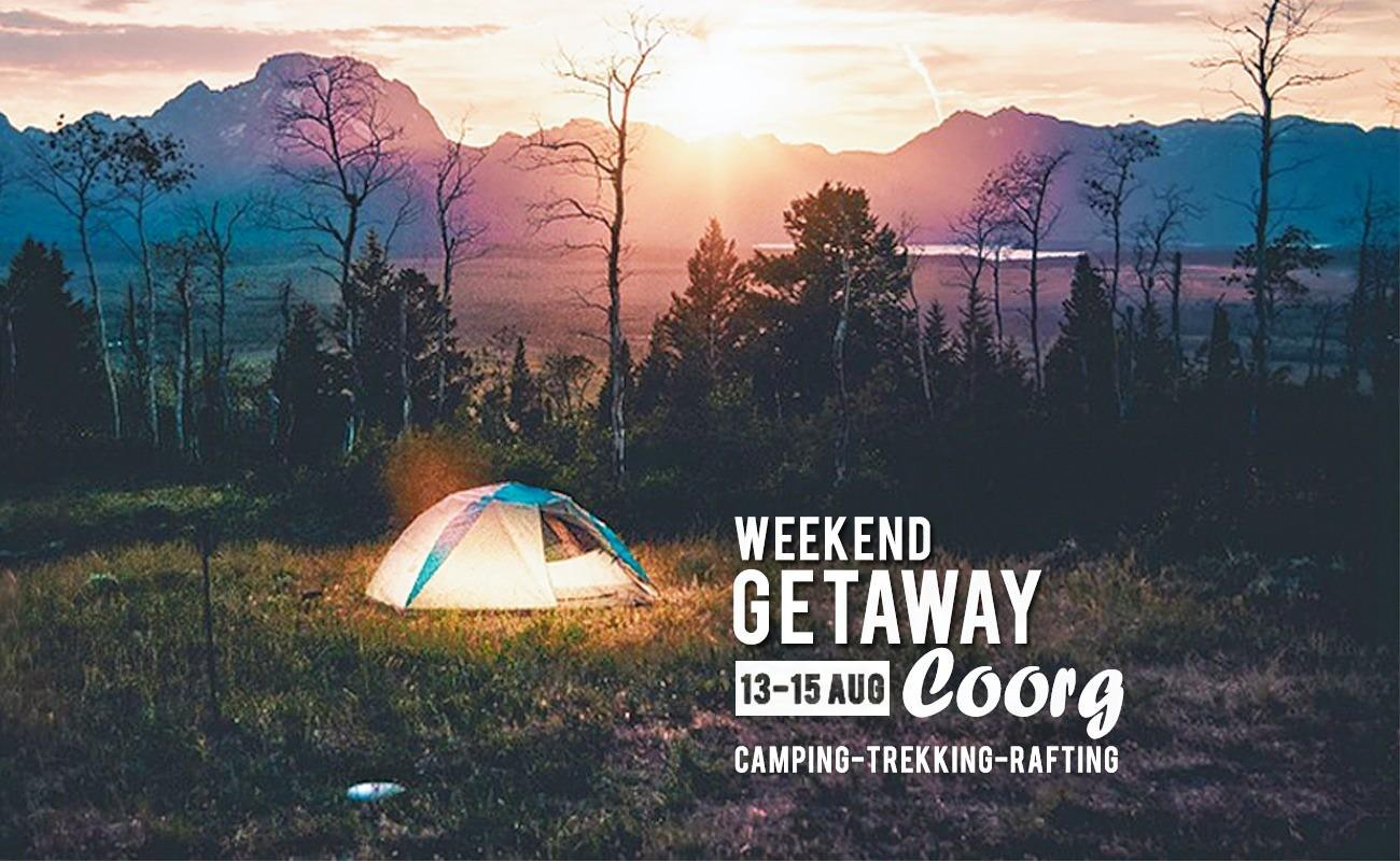 Camping Coorg Dubare Rafting Thrillophilia