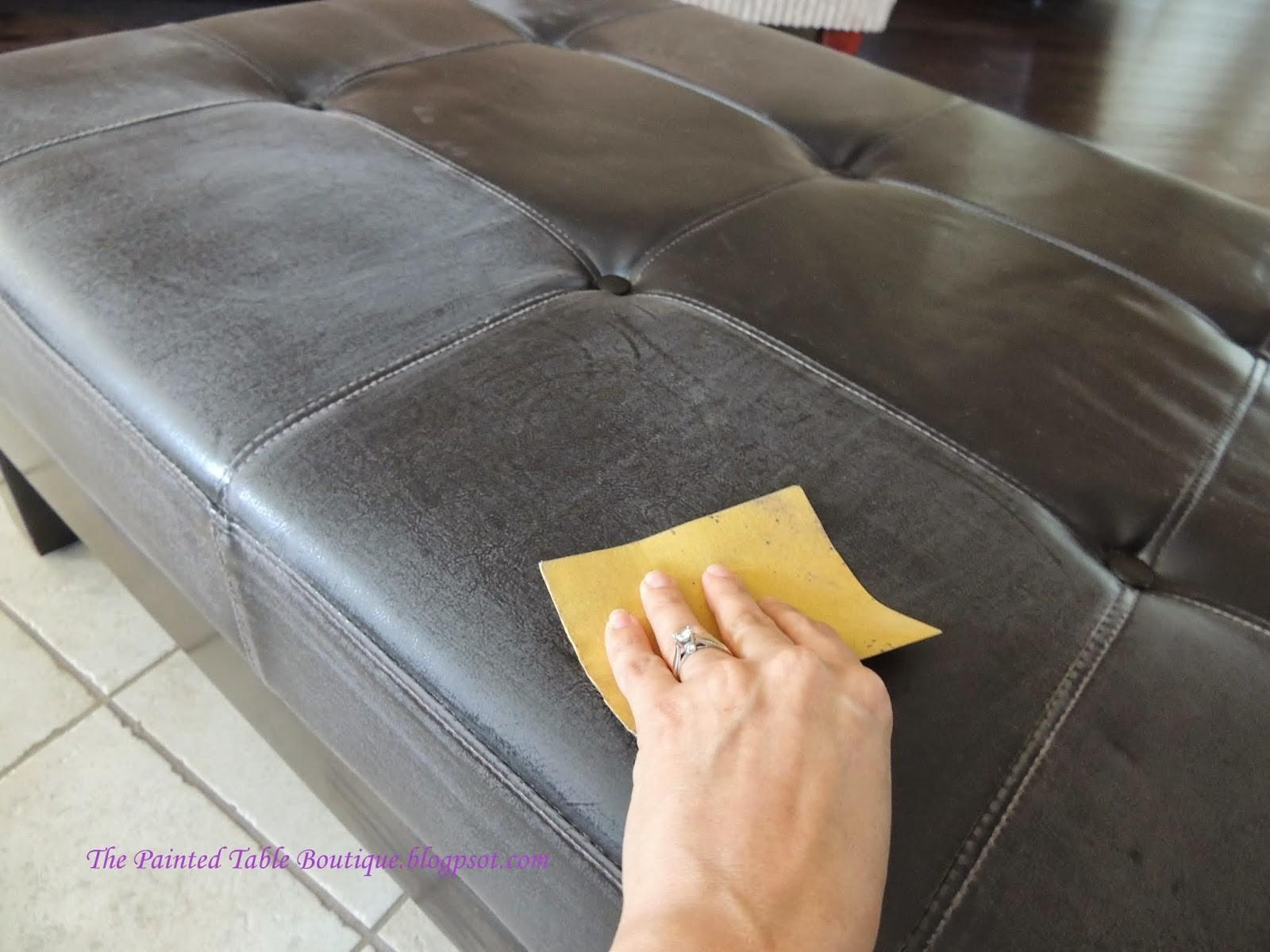 Can Dye Leather Couches Home Improvement