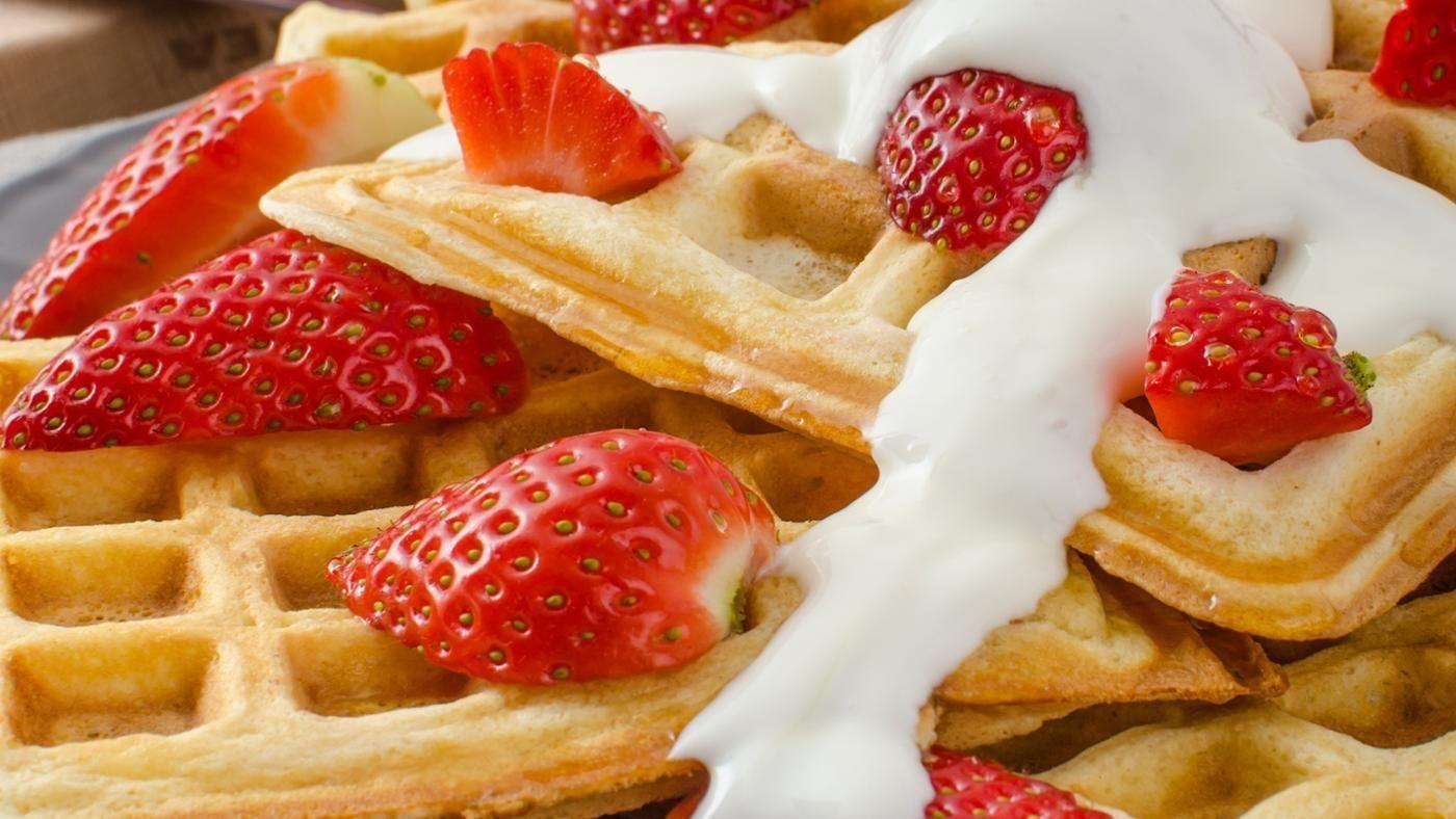 Can Find Homemade Waffle Recipes Reference