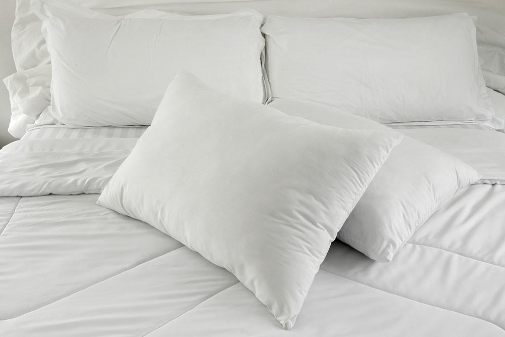 Can Wash Feather Pillows