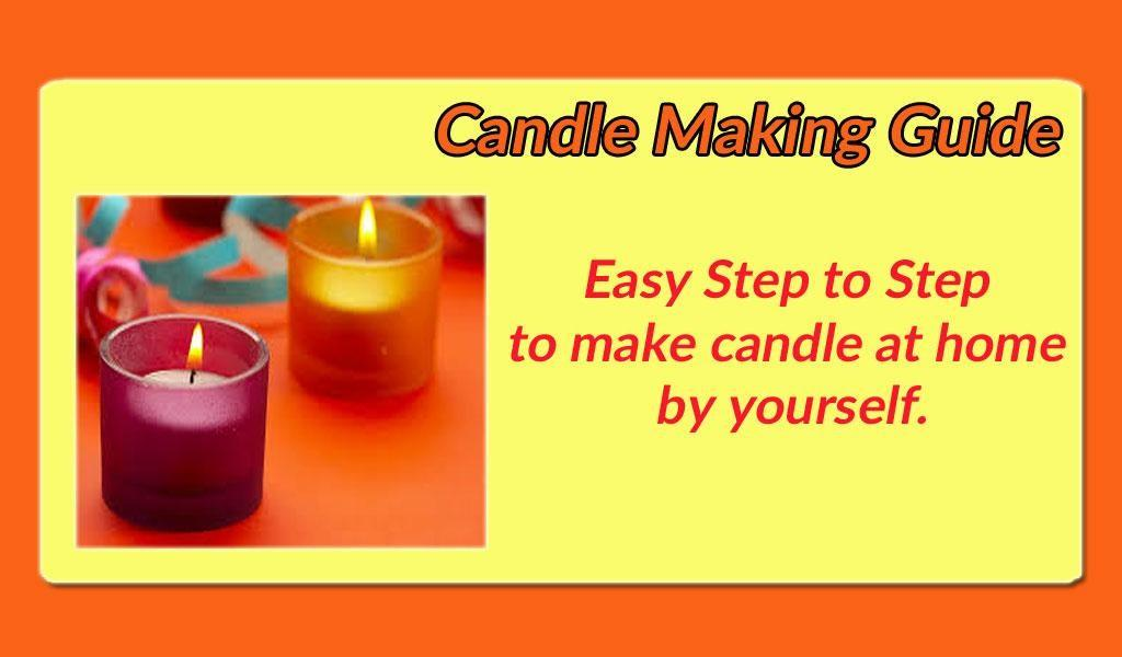 Candle Making Guide Android Apps Play