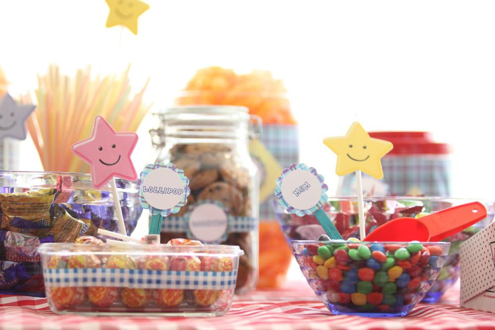 Candy Buffet Diy Peek Life