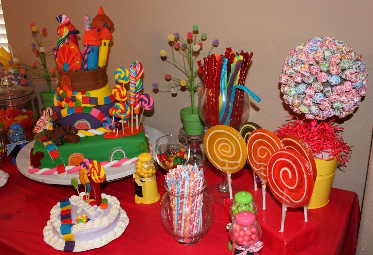 Candy Table Ideas Cake Design