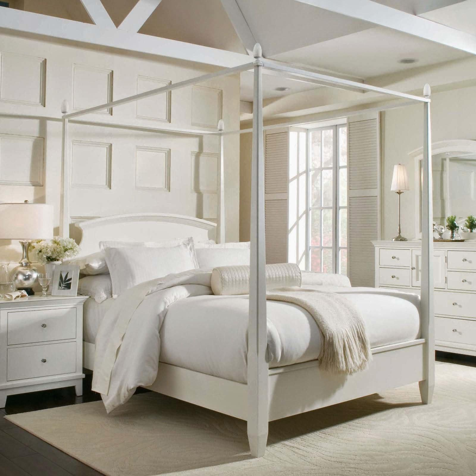 Canopy Bed Ideas Bedroom