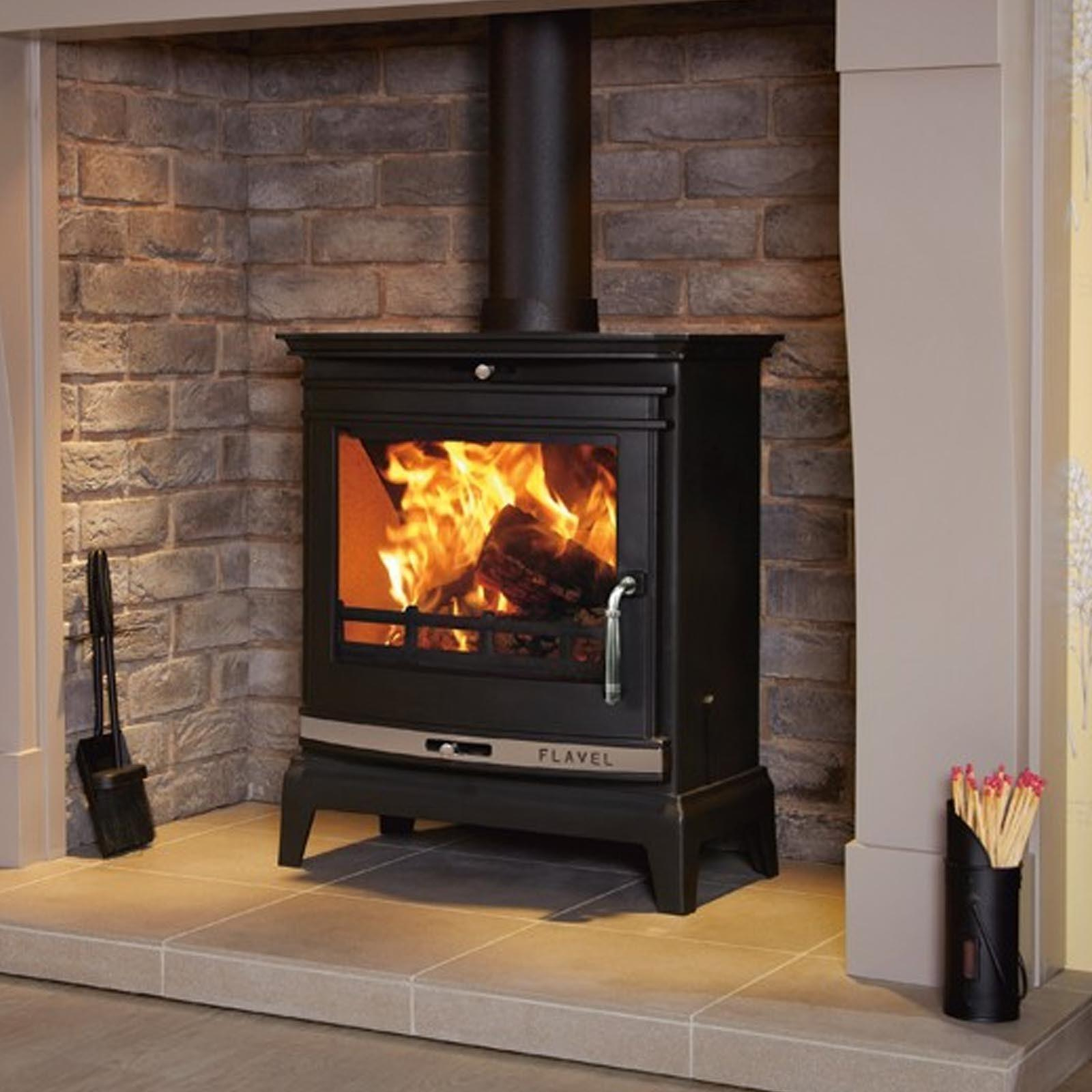 Cant Beaten Price Flavel Central Heating Stove