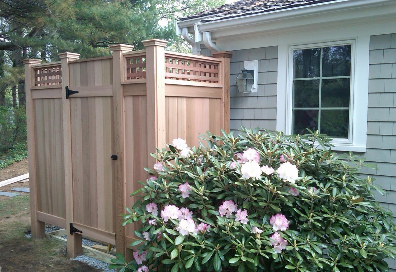 Cape Cod Outdoor Shower Company Some Our Work