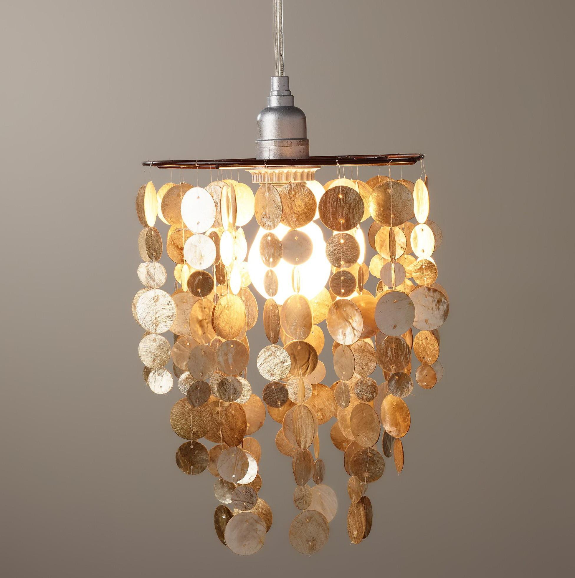 Capiz Shell Chandelier Home Design Ideas