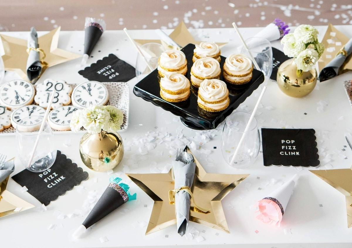 Captivating New Eve Party Ideas