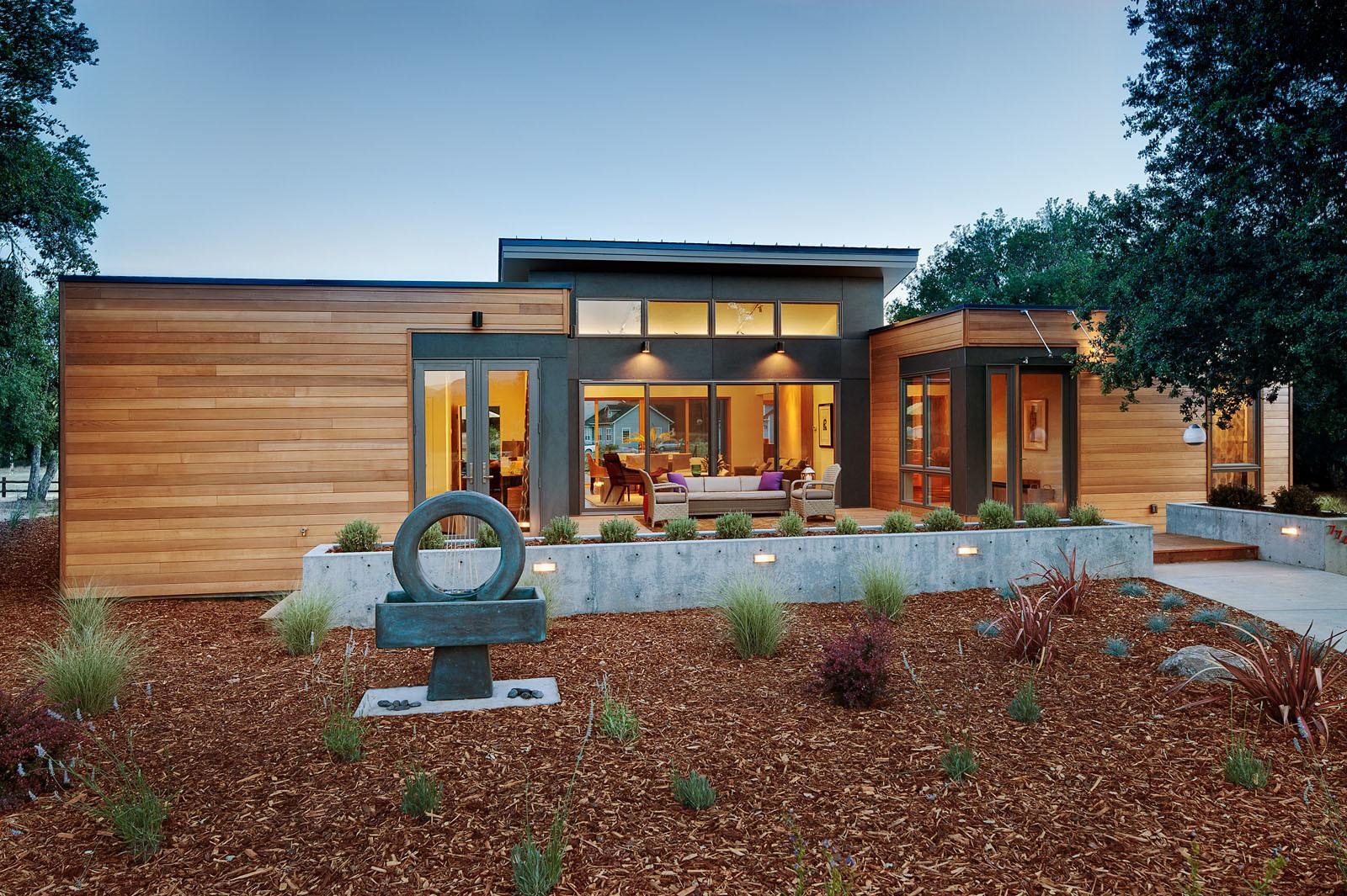 Captivating Small Prefab Houses Bungalow House