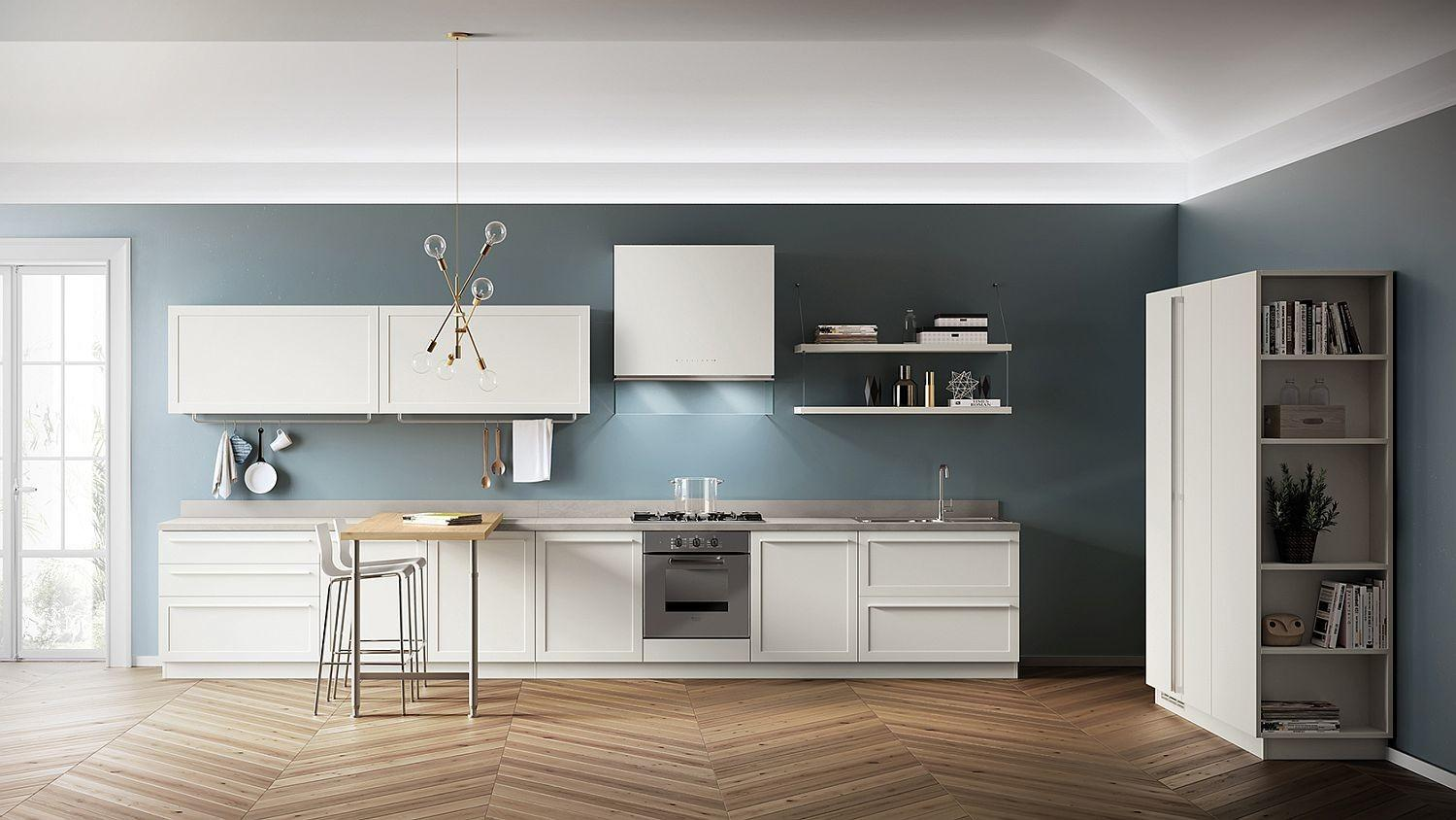 Carattere Classical Contemporary Kitchen Blends