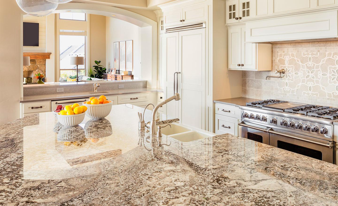 Care Your Granite Countertops Over Years