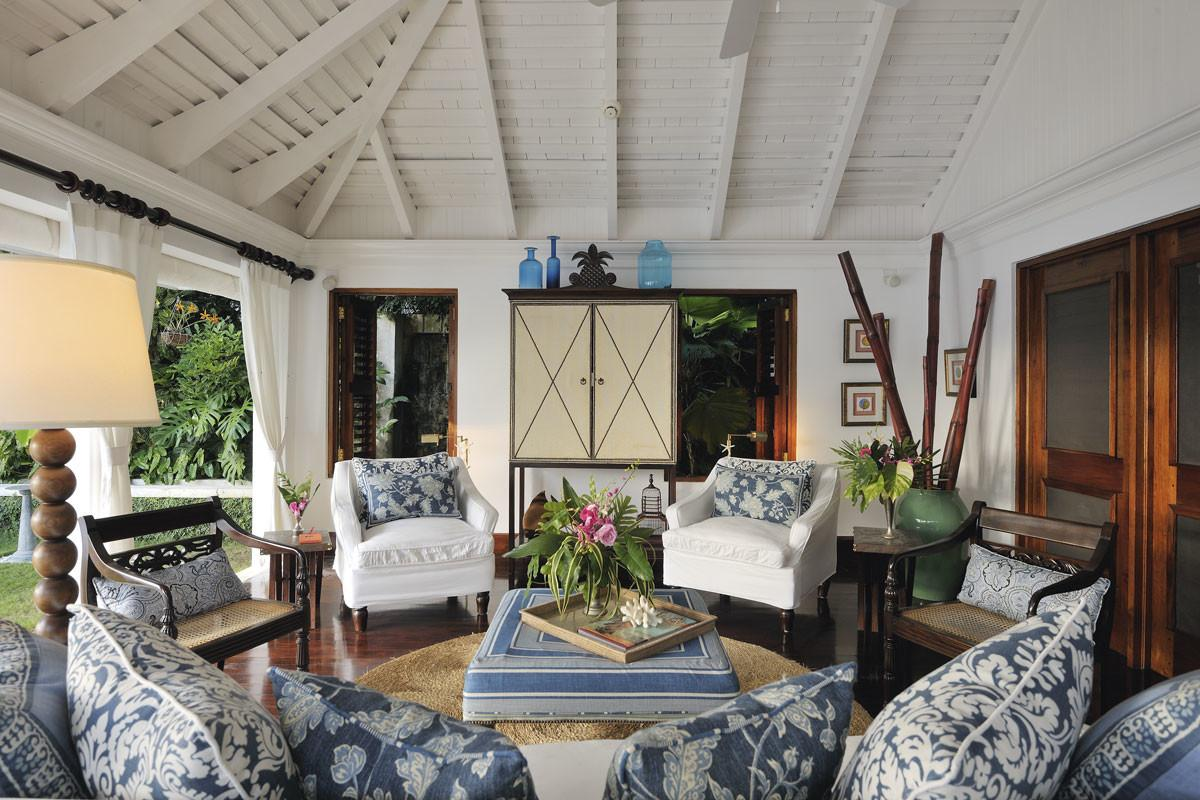 Caribbean Ralph Lauren Style Traditional Home
