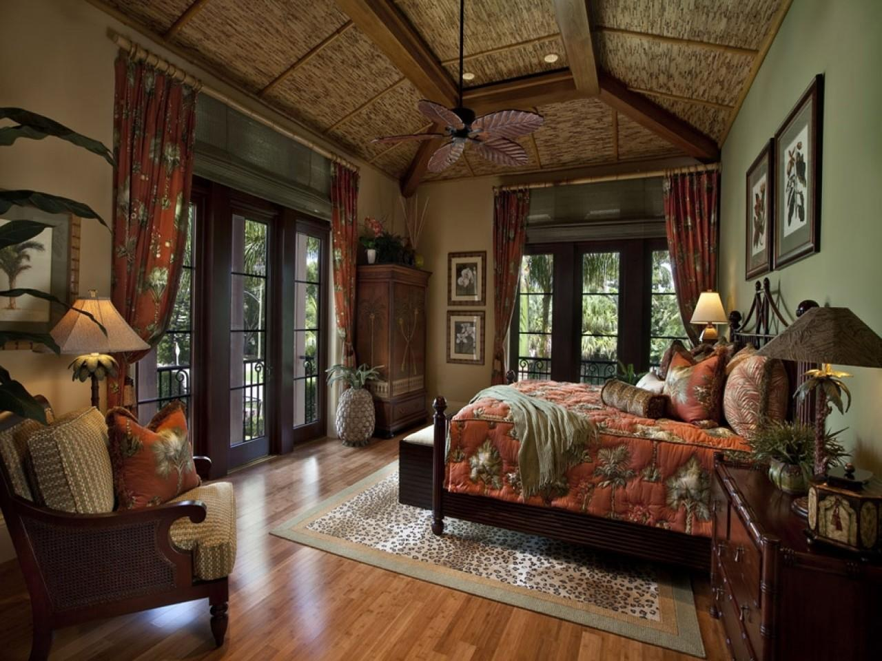 Caribbean Style Bedroom Furniture