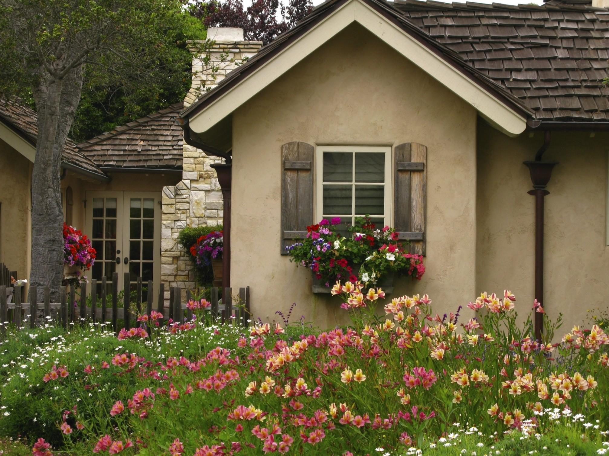 Carmel Cottage Gardens Once Upon Time Tales