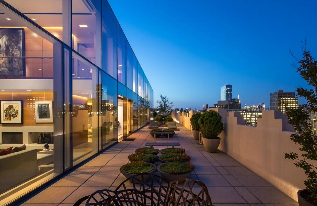 Carmelo Lala Anthony Step Penthouse Search Tour