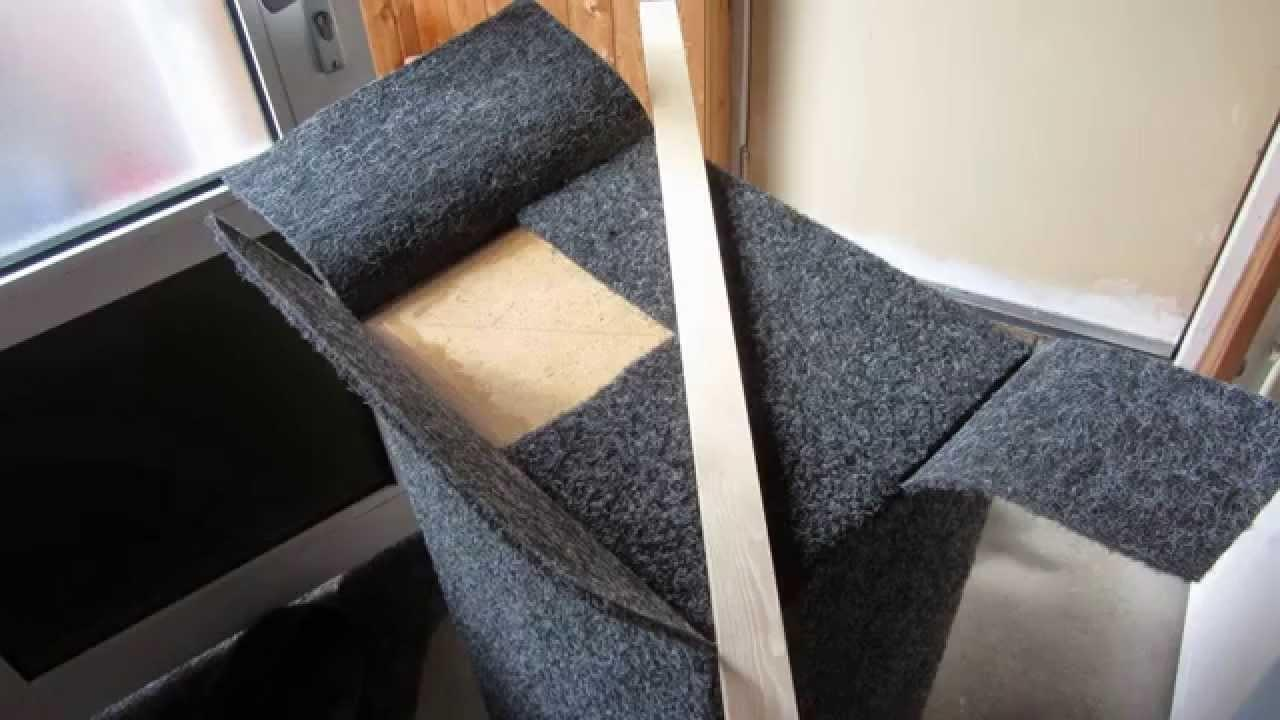 Carpet Subwoofer Box Make Strong Wire Connection Brands
