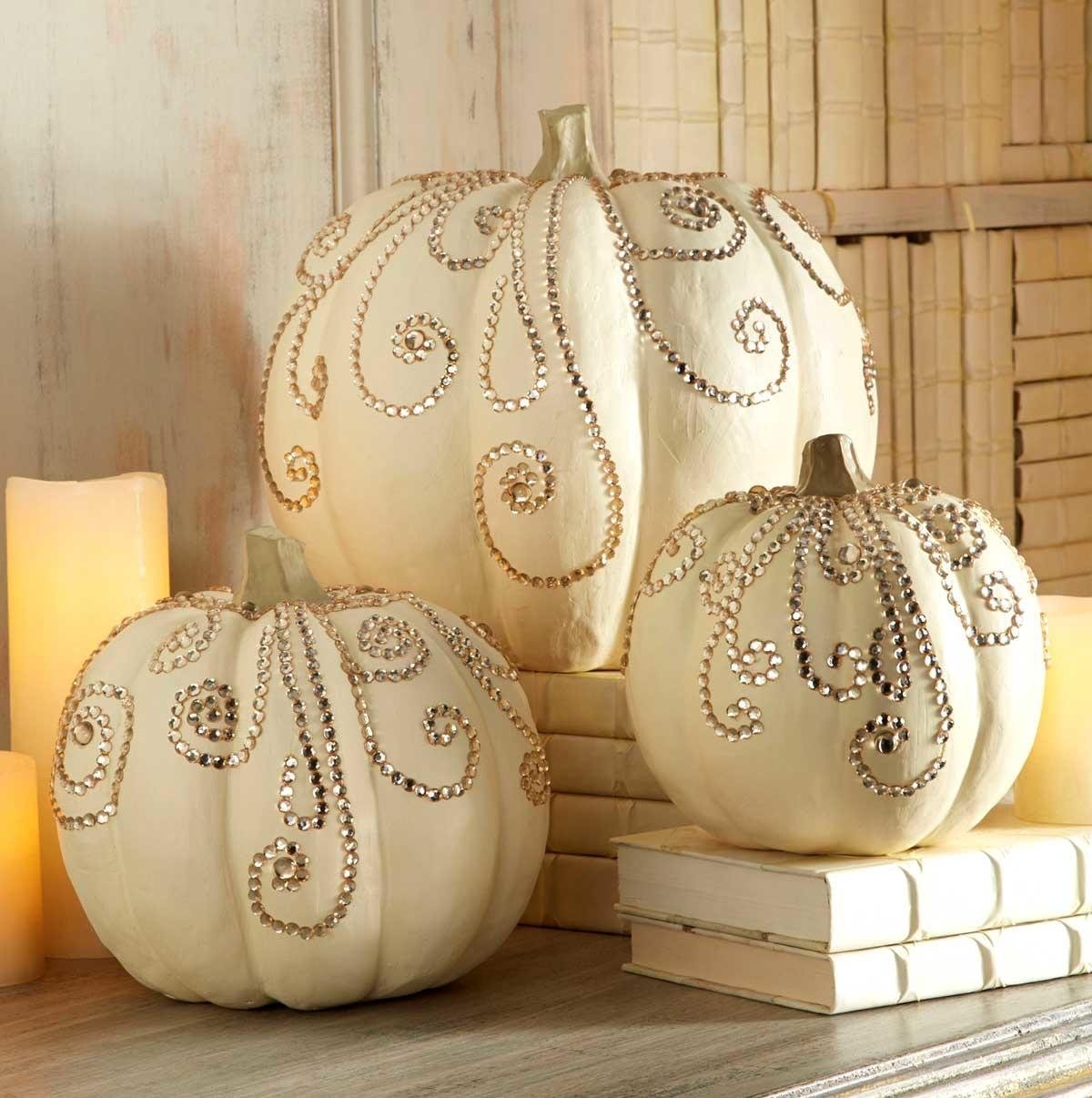 Carve Painted Pumpkin Ideas New Trend