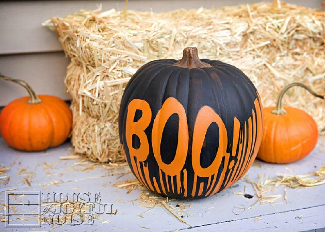 Carve Pumpkin Decorating Ideas Giggles Galore