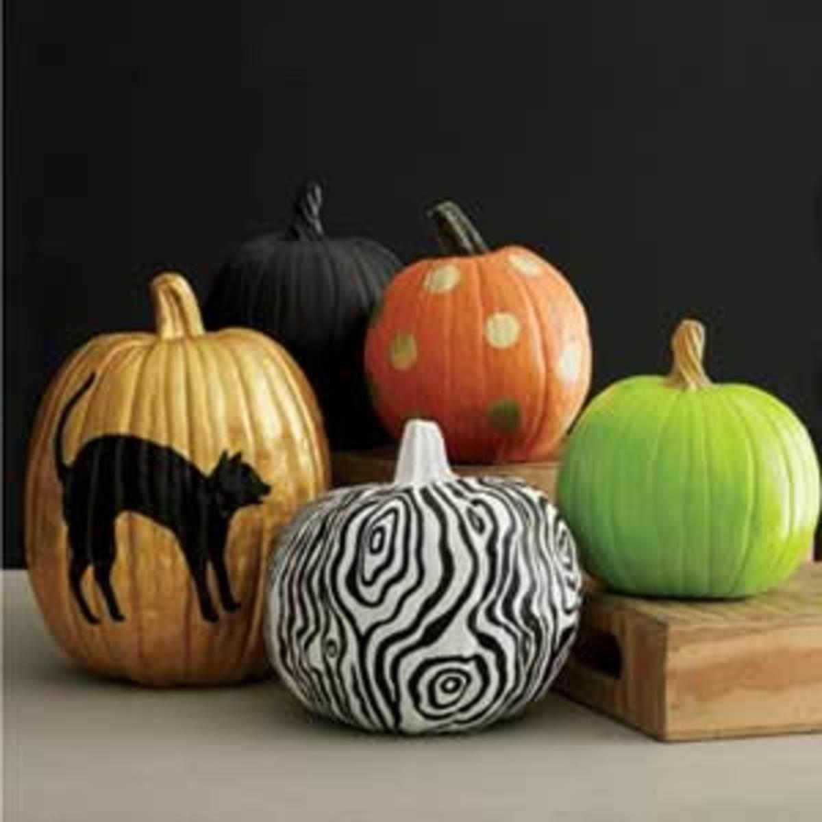 Carve Pumpkin Designs Rachael Ray Every Day
