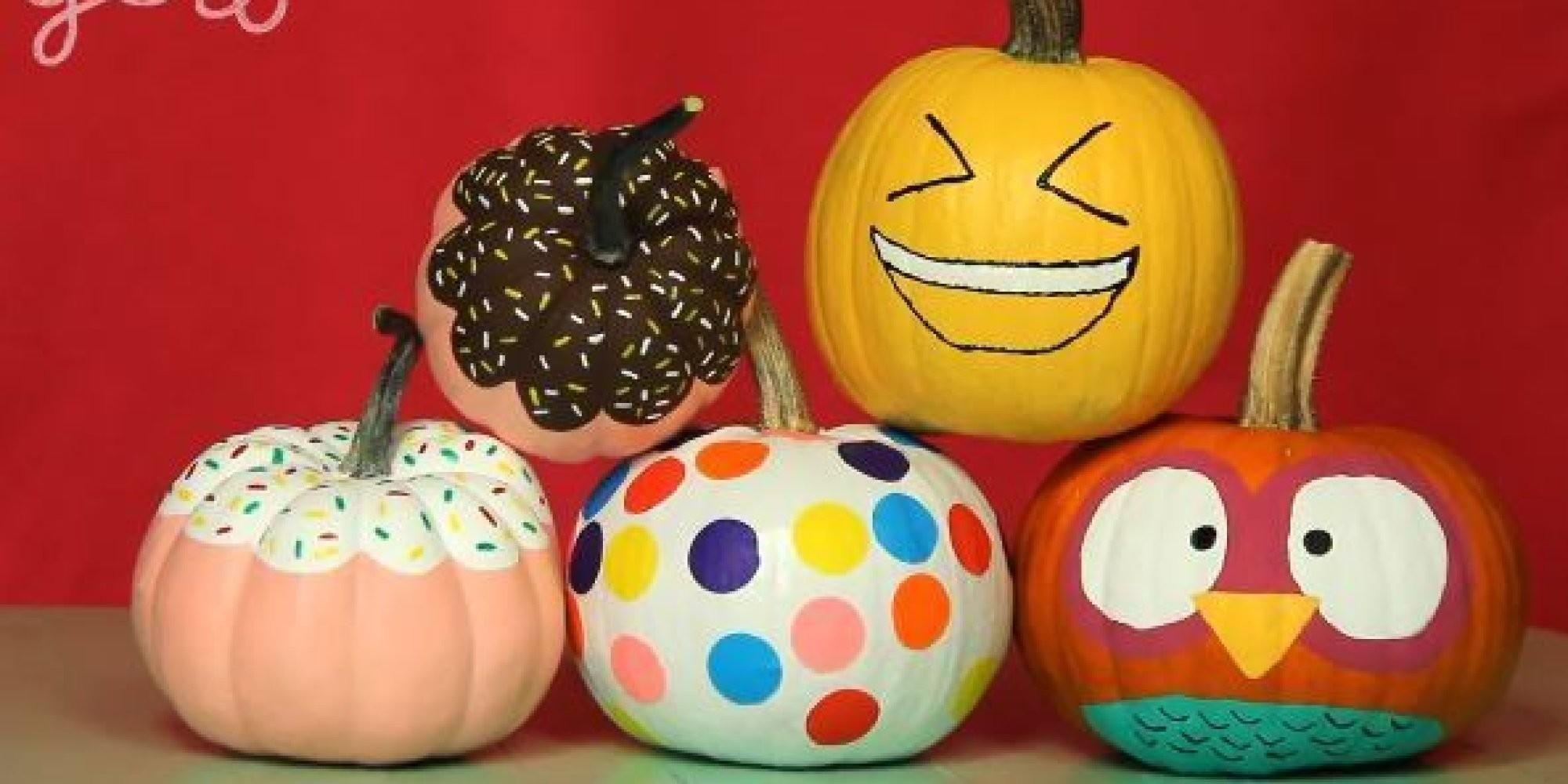 Carve Pumpkin Ideas Creative Designs Kids Love