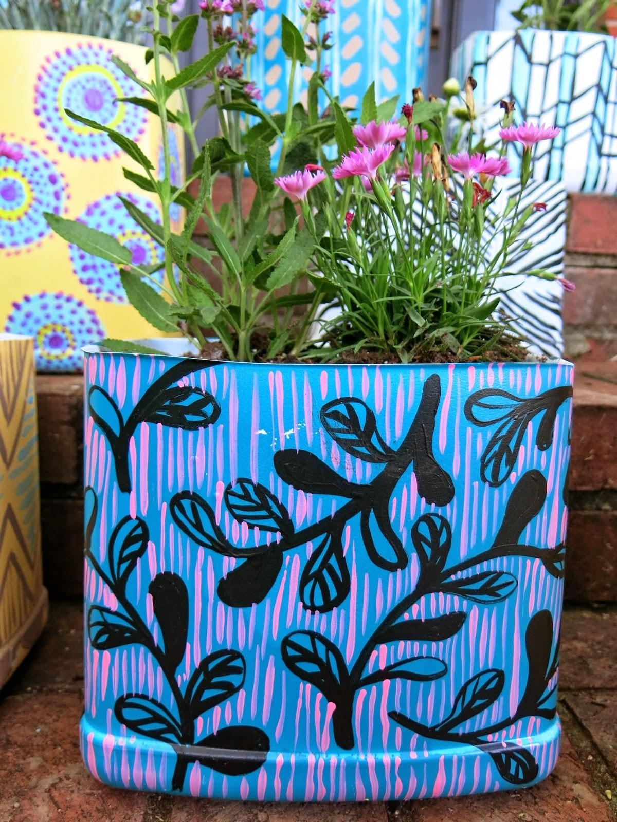 Cassie Stephens Diy Kitty Litter Containers Pattern